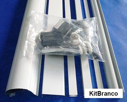 Kit Box Branco